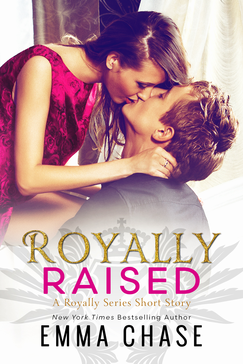 Royally Raised Is Now Up On All The Sites As A Free Ebook